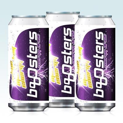 Booosters Energiedrank