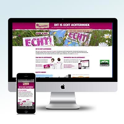 Echt Achterhoek Website