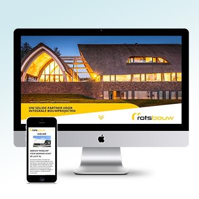 Rotsbouw Website