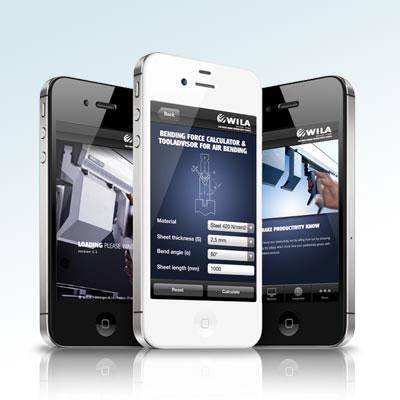 WILA ToolAdvisor App